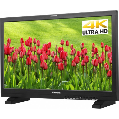 """KCM-2460W 24"""" 4K/UHD Colour Grading Monitor with HDR Preview"""