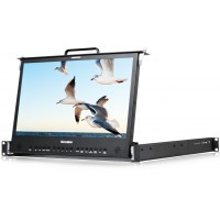 """KFM-1760D 17"""" 1RU Drawer DCI-P3 Colour Grading Monitor with HDR (450 nit)"""