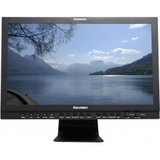 "KVM-1660W 16"" Full HD 10-bit Reference / Colour Grading Monitor with HDR Preview"