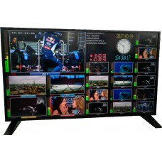 "KVM-5550W 55"" Full HD Wall-mount Broadcast Monitor"